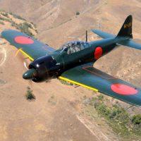 ゼロ戦52型(機体番号:N46770)