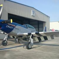 P-51マスタング クレイジーホース